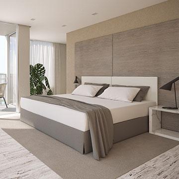What is the resort fee at Hillsboro Beach Resort?