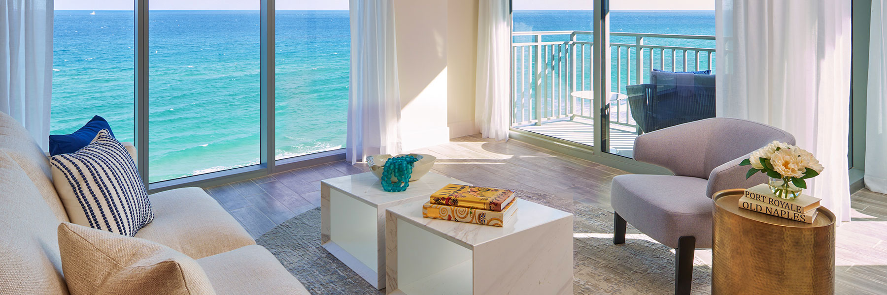 Where the Sea is By Your Side at Hillsboro Beach Resort